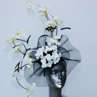 Stunning Royal Ascot Women's Fascinator 14806/SD289